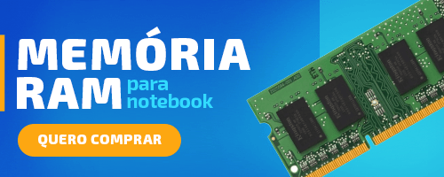 Memória RAM para notebook - ELGScreen