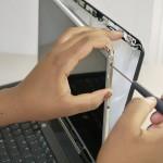 7 razões para repor a tela de notebook quebrada