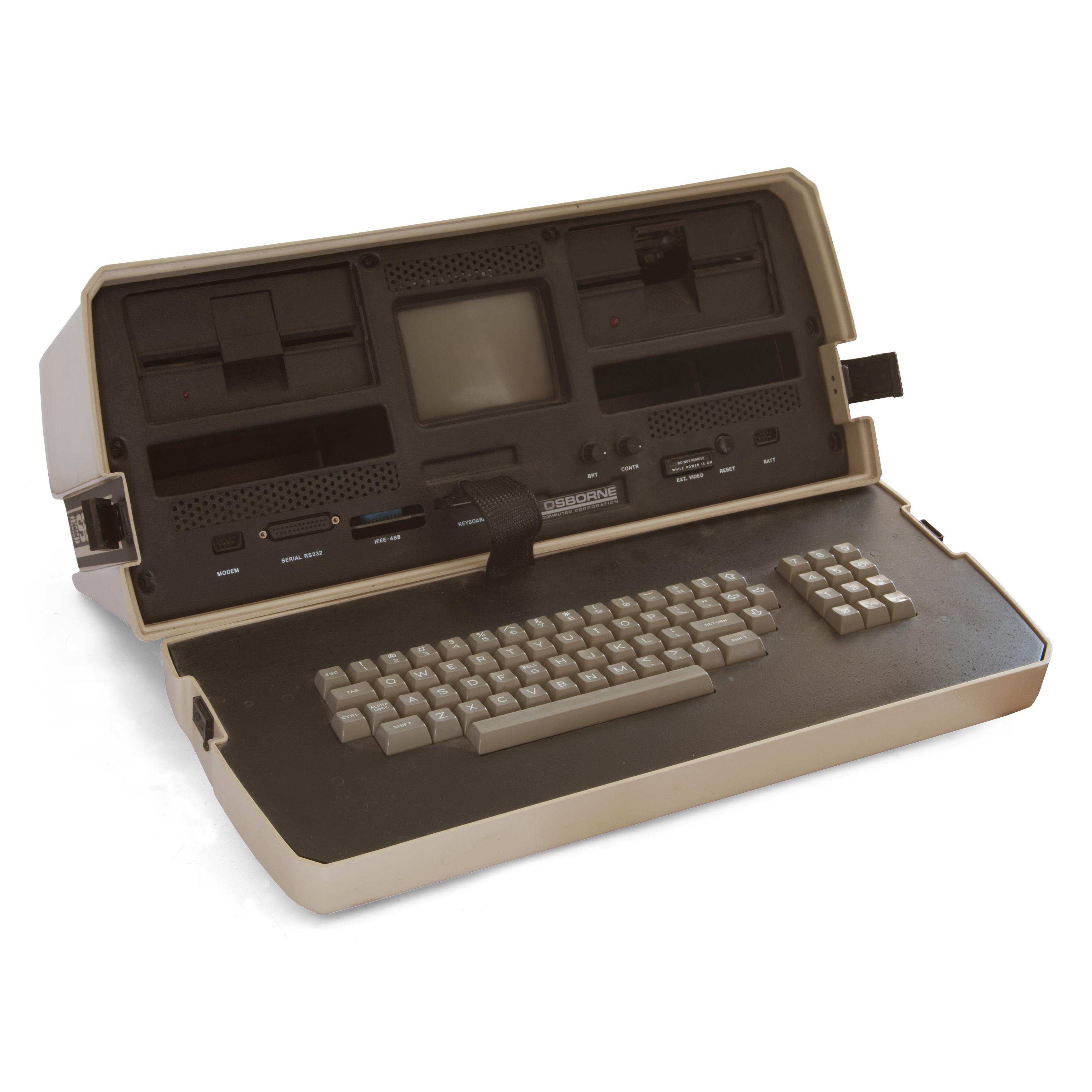 Evolução das telas de notebook