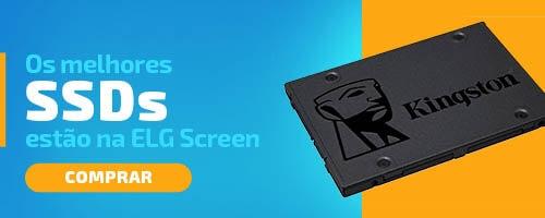 Banner para a página de SSDs no site da ELGScreen.