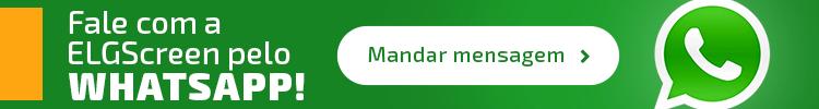 Banner para o contato via WhatsApp com a ELGScreen.
