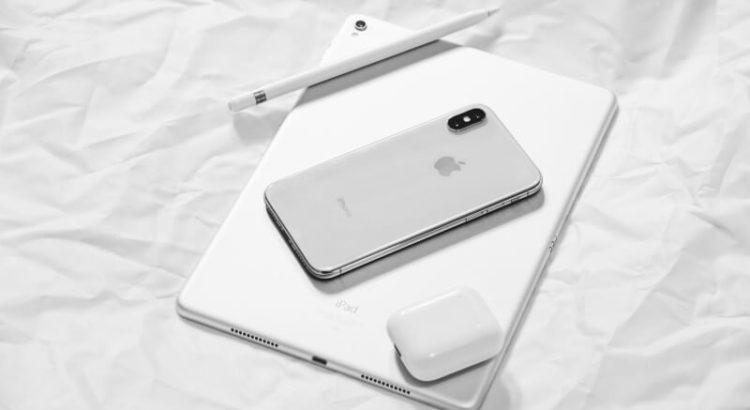 Produtos da Apple.
