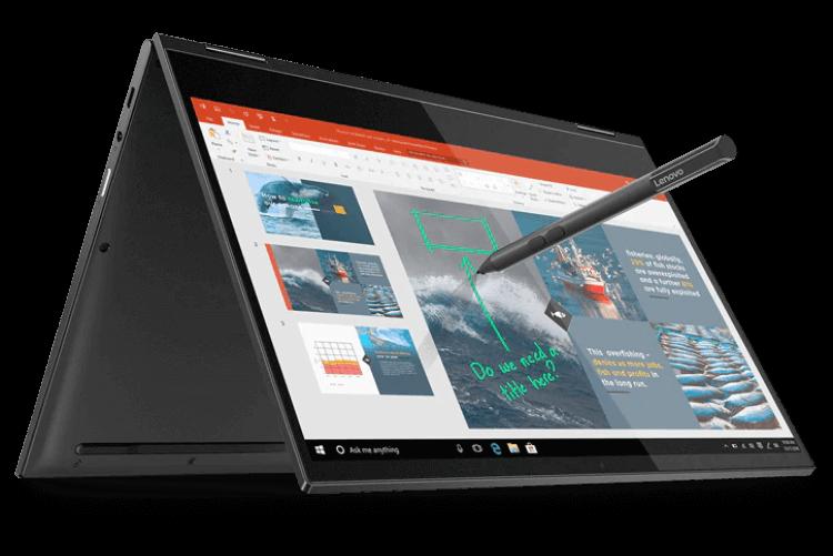 Imagem do Lenovo Yoga C630 WOS.