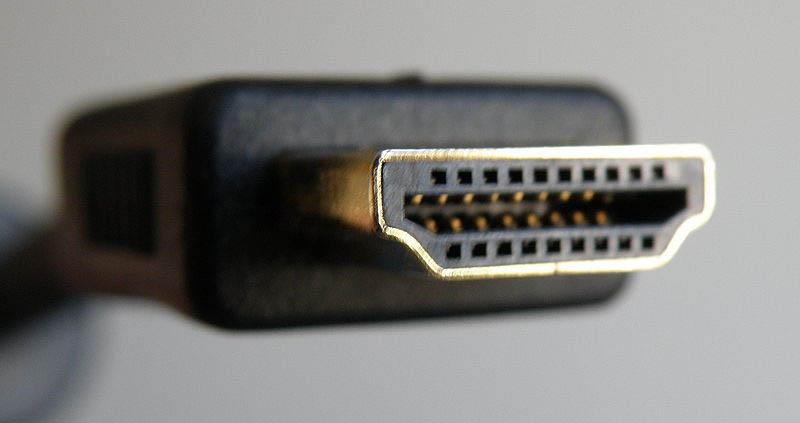 Cabo HDMI.