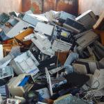 Como descartar corretamente o seu lixo eletrônico?