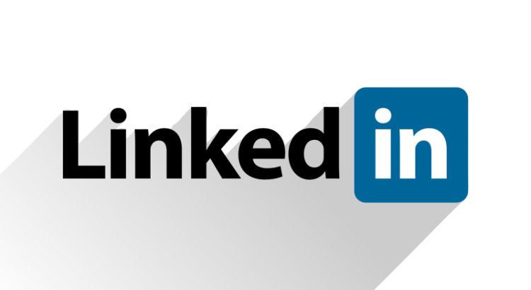 Logotipo do LinkedIn.