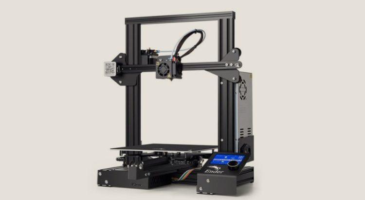 Impressora 3D disponível na ELGScreen.